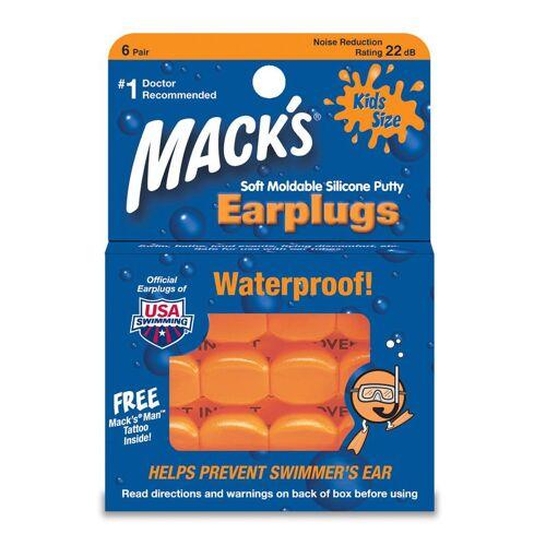 Macks Mack's Earplugs KIDS - 6 paar