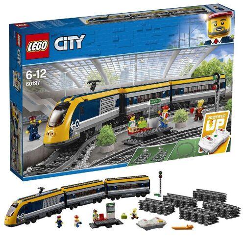 Lego 60197 City Passagierstrein
