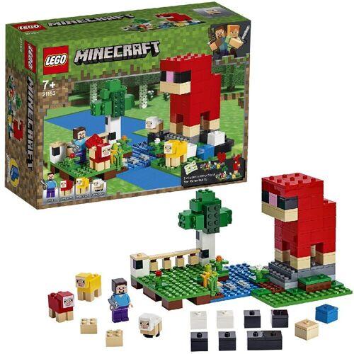 Lego 21153 Minecraft Schapenboerderij