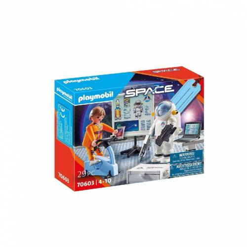 Playmobil 70603 Gift Set Astronautentraining