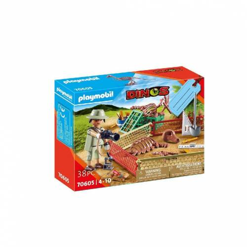 Playmobil 70605 Gift Set Paleontholoog