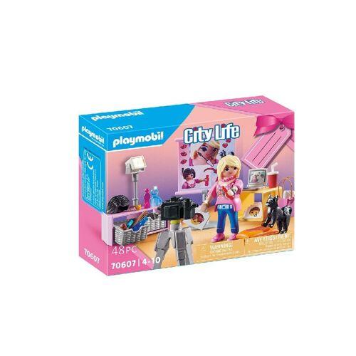 Playmobil 70607 Gift Set Social Media Ster