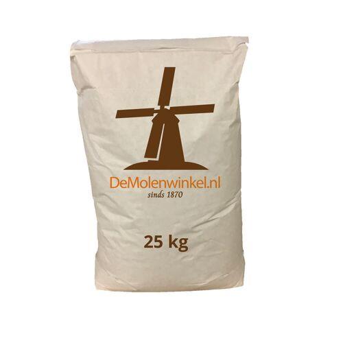 DeMolenwinkel.nl Biologisch havermeel 25 kg