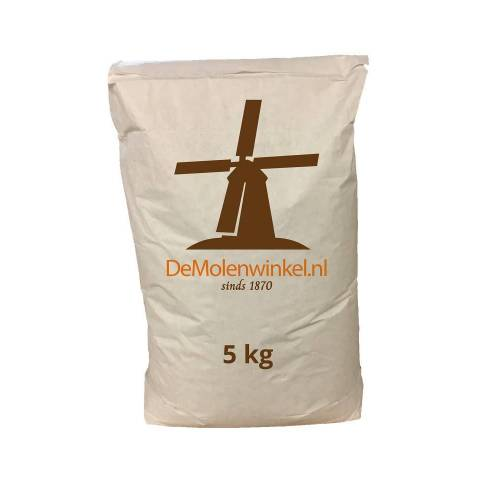 DeMolenwinkel.nl Biologisch havermeel 5 kg