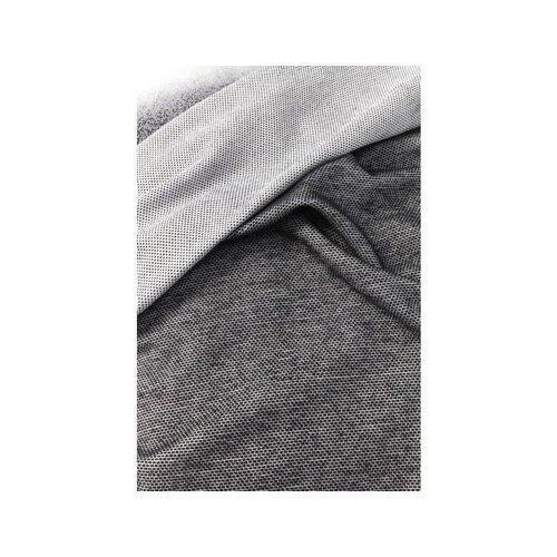 Auping sprei Two Tone black  - Zwart - Size: 260x260