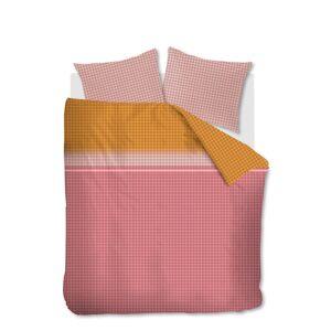 Beddinghouse Mirte Roze dekbedovertrek  - Roze - Size: 240x200/220 (lits-jumeaux)