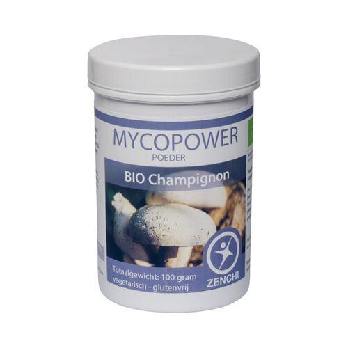 Mycopower Champignon poeder 100 gram biologisch