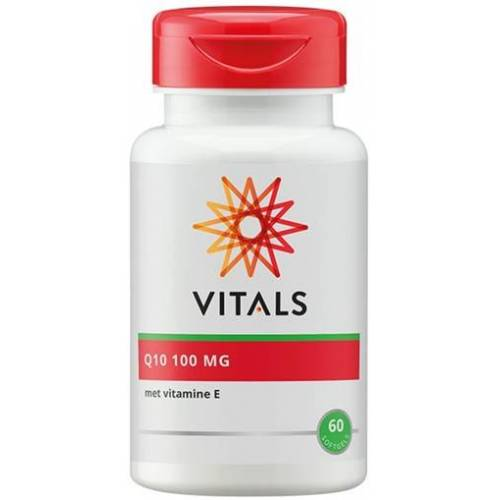 Vitals Co-enzym Q10 100 mg