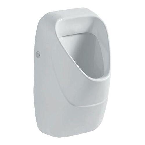 Geberit 300 Urinoirs, Urinoir, mikpunt, achterinlaat, afvoer achter/onder, 570 x 340 x 340mm (HxBxD), wit