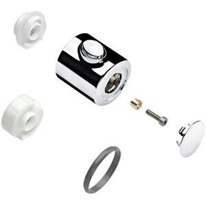 Grohe Hansgrohe bedieningselement sanitaire kraan, knop, chroom-look