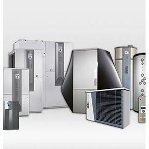 Alpha Innotec Alterra E-element geiser 4,5 kW flens.buffervat EHZI 45F