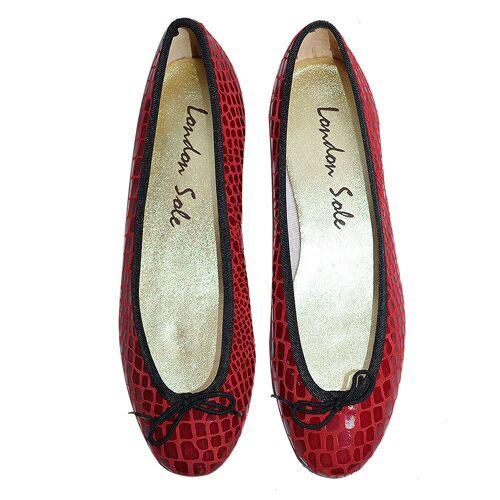 London Sole Loafers London Sole Rood 36.5
