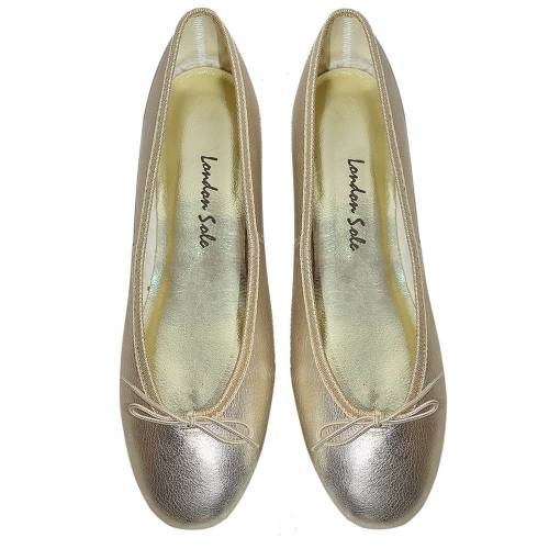 London Sole Loafers London Sole Goud 37