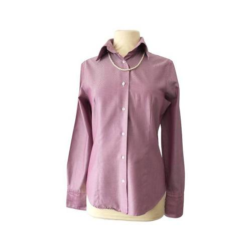 Brian dales Blouse Brian Dales Roze S / 36