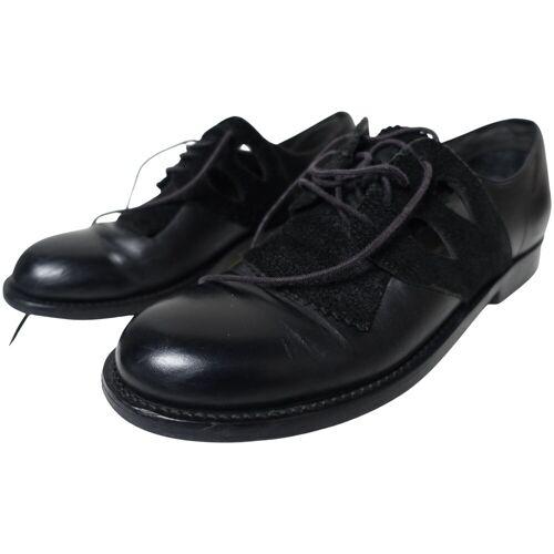 Comme d. Garçons Platte schoenen Comme d. Garçons Zwart 38