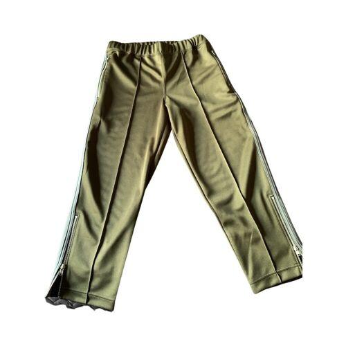 Comme d. Garçons Lange broeken Comme d. Garçons Groen S / 36