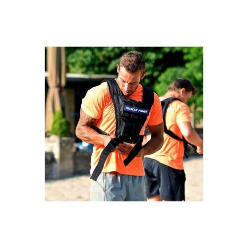 Muscle Power gewichtsvest 10 kg