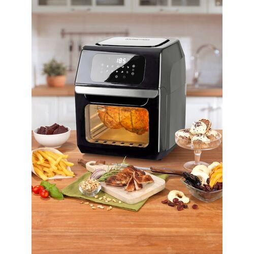 GOURMETmaxx Digitale 10-in-1 Air Fryer XL GOURMETmaxx zwart  - Zwart - Wonen