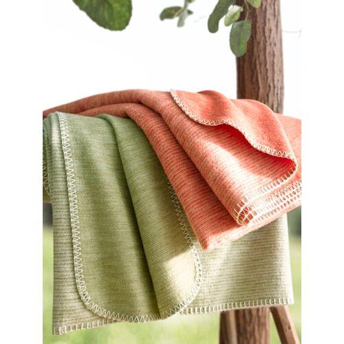 Ibena PlaidLausanne Ibena groen  - Groen - Size: 001,002 - Wonen