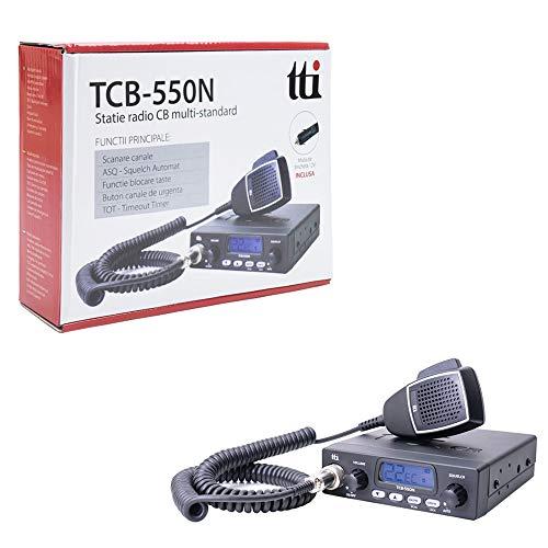 TCB-550 TTI CB-radio