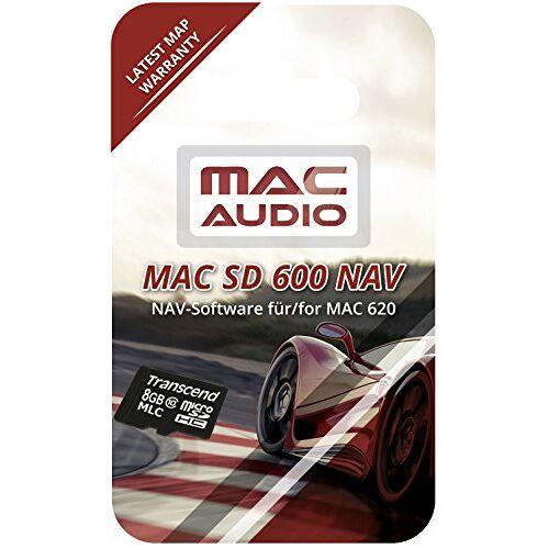 1508412 MAC SD 600 NAV, NAV-software voor MAC 620