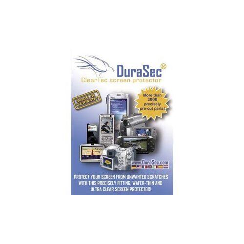 4250345270361 5 x DuraSec ClearTec schermbeschermer voor FujiFilm X100S