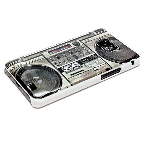 4250816857381 deinPhone Samsung Galaxy Mini 2 S6500 HARDCASE Hoes Case Ghettoblaster