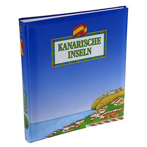 8711229113588 Henzo Fotoalbum Canarische INSEL blauw