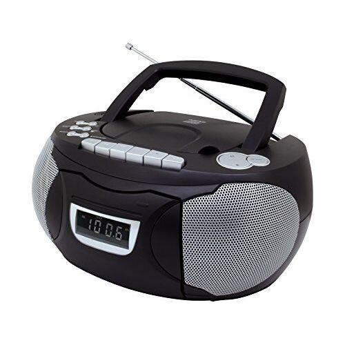SCD5750SW Soundmaster SCD 5750 Radiorecorder (CD-speler, MP3)