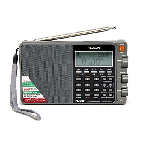 PL-880 Tecsun  Radiorecorder