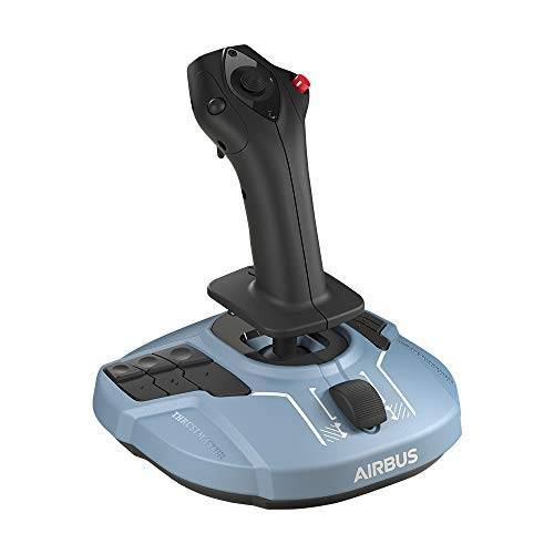 2960844 Thrustmaster TCA Sidestick Airbus Edition (Joystick, T.A.R.G.E.T software, PC)