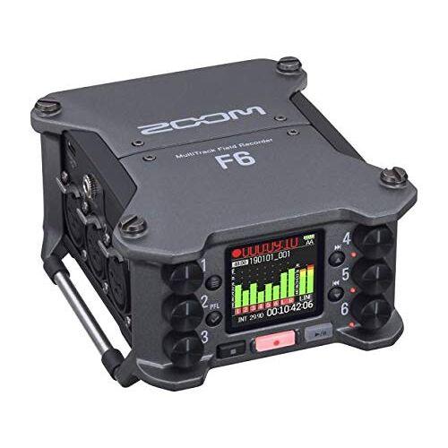 F6/IF Zoom S Multi-Rack Field Recorder