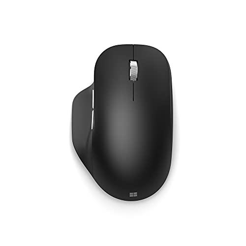 222-00004 Microsoft Bluetooth Ergonomische Mouse Zwart
