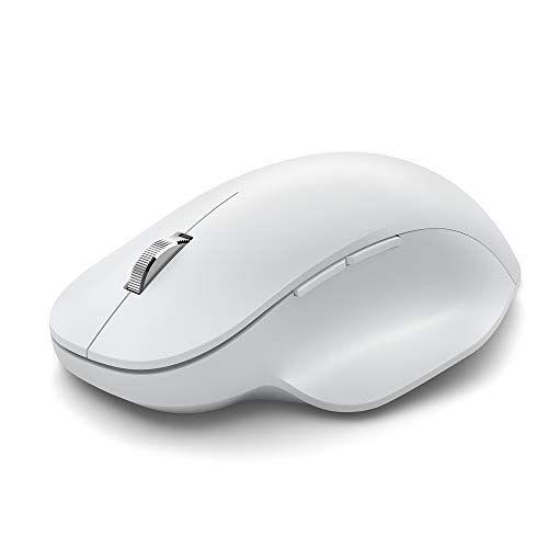 222-00023 Microsoft Needle Hill ergonomische bluetooth-muis, wit