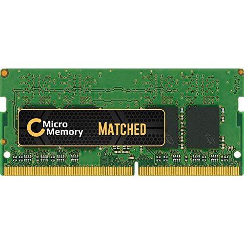 MMXLE-DDR4SD0001 MicroMemory  8GB DDR4 module modules (8 GB, 1 x 8 GB, DDR4, 260 pin SO-DIMM)