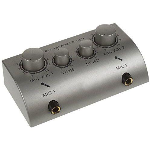 PROMIX02 HQ Power  Karaoke Geluid Mixer