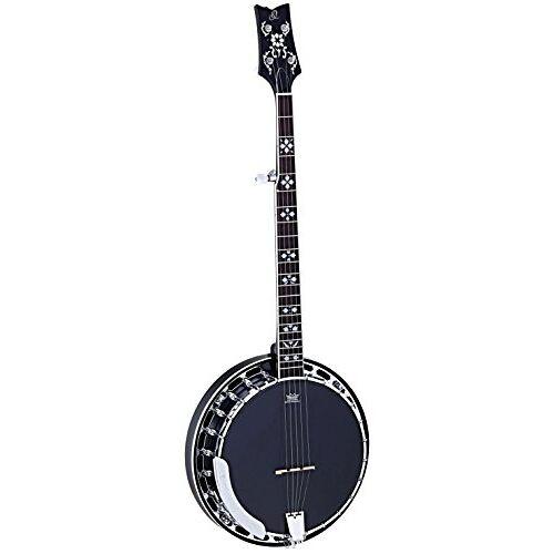 OBJ450-SBK Ortega  Banjo