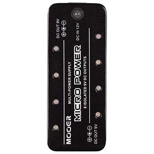 MMP Mooer Micro Power Gitaareffecten