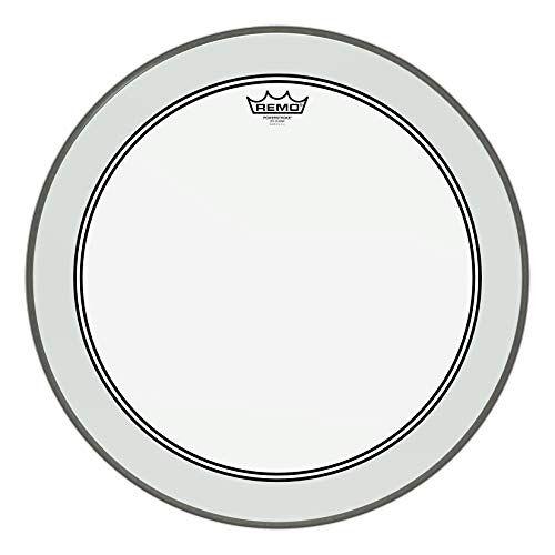 P3-1320-C2 Remo  Powerstroke 3 Clear basdrum, 50,8 cm (20 inch)