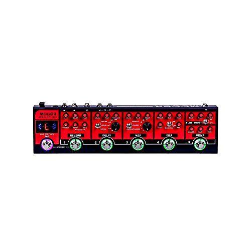 MREDTRUCK Mooer Red Truck Gitaareffecten