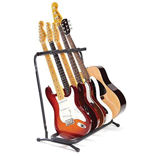 0991808005 Fender Multi gitaarstandaard voor 5 gitaren