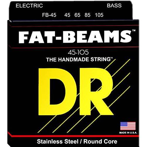 FB-45 Dr Strings fat-beams 45–105 basgitaarsnaren set
