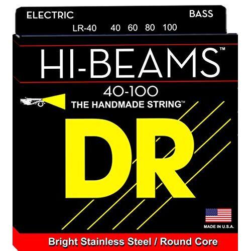 LR-40 DR String  Hi-Beam snarenset voor basgitaar