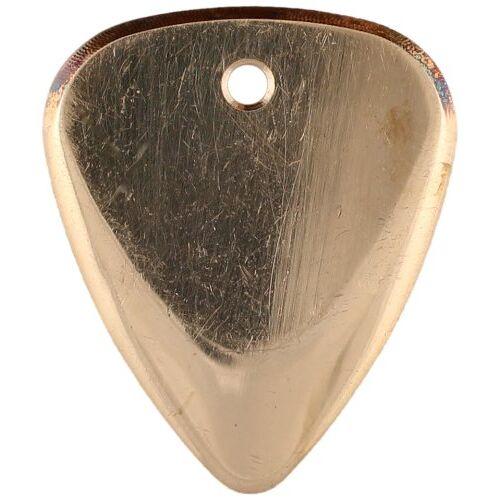 MTBZ1 Metalen Tonen Brons Individueel Plectrum