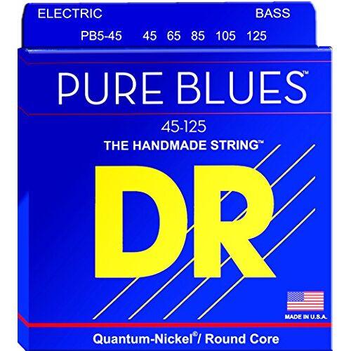 PB5-45 DR String  Pure Blues snaren voor basgitaar
