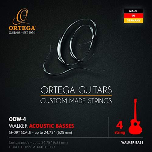 ODW-4 Ortega Guitars  akoestische bas.
