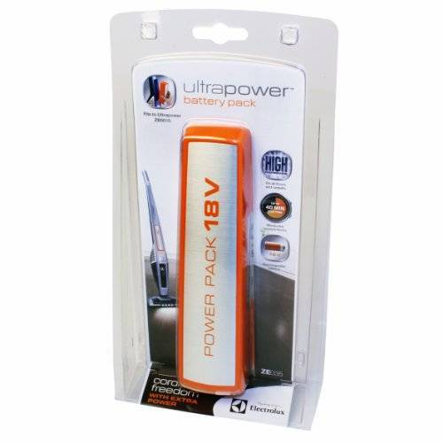 ZE035 Electrolux  accessoires voor stofzuiger bezem 1 batterij 18 V
