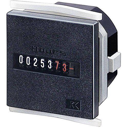 3.220.401.071 Kübler bedrijfsurenteller H 57 7-cijferige bedrijfsurenteller 20-30 V/AC