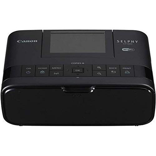CP1300 Canon compact printer Selphy  BK