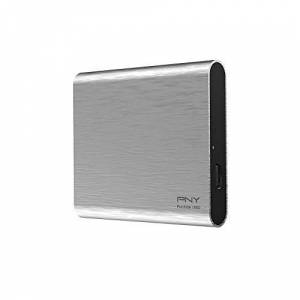 131277 PNY Draagbare SSD PRO Elite USB 3.1 Gen2 Type-C 250 GB
